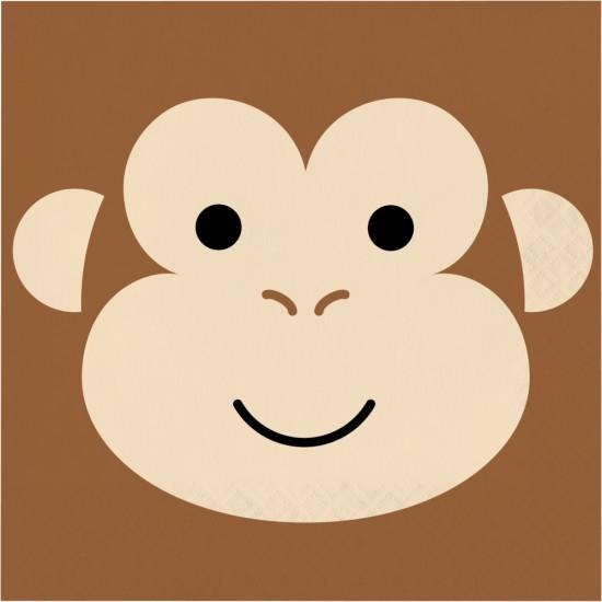 """Monkey"" Χαρτοπετσέτα Μαιμου"
