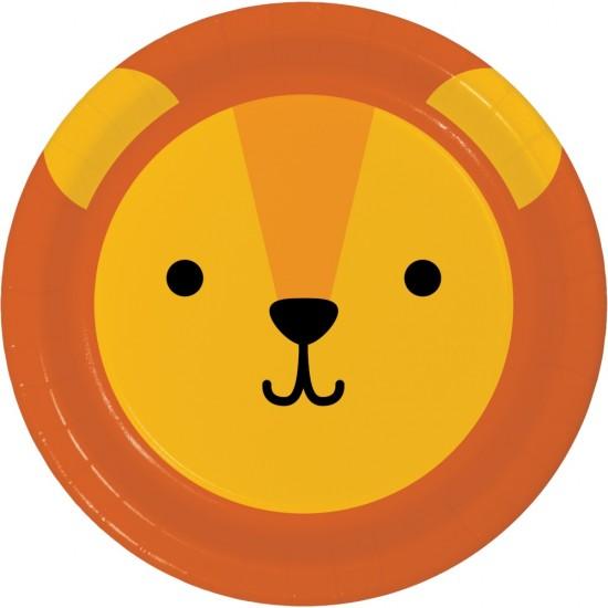 """""""Lion"""" Πιάτο Γλυκού Λιοντάρι"""
