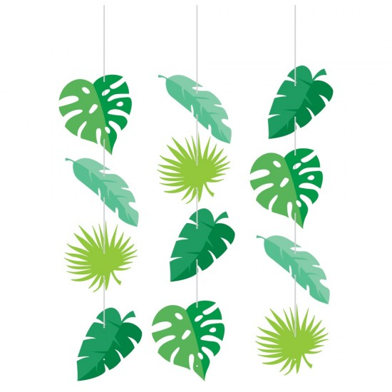 """Palm Leaves"" Κρεμαστά Διακοσμητικά"