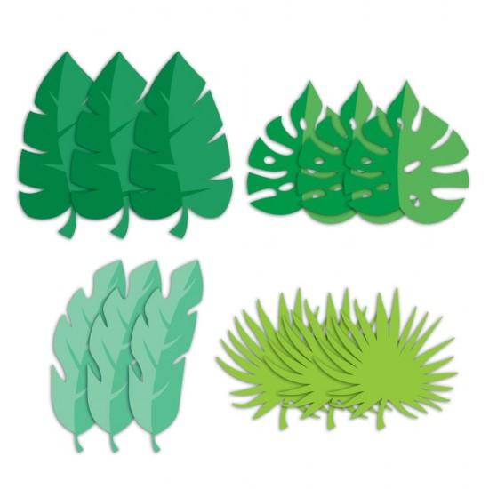 """""""Palm Leaves"""" Διακοσμητικά φύλλα τροπικά"""