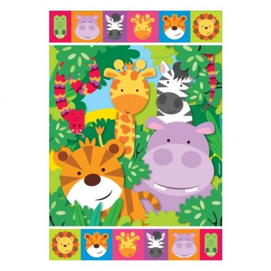 """""""Jungle Animals"""" Σακουλάκια"""