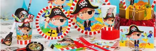 Πειρατικό Party - Μικρός Πειρατής