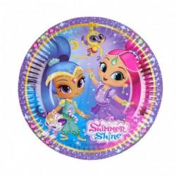 """Shimmer & Shine"" Πιάτο Γλυκού"