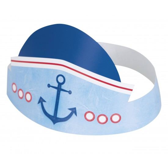 """Nautical 1st Bday"" Καπελάκι"