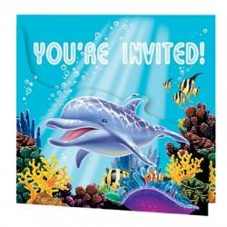 """Ocean Party"" Προσκλήσεις"