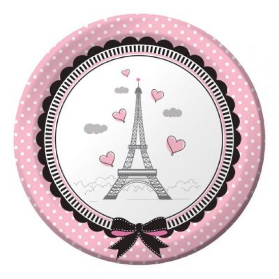 """""""Party in Paris"""" Πιάτο Γλυκού"""