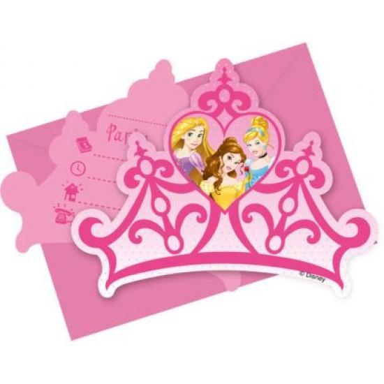 """Princess Disney"" Προσκλήσεις"