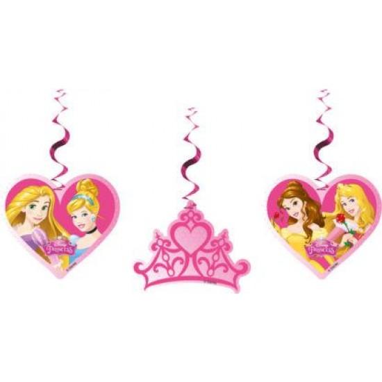 """""""Princess Disney"""" Διακοσμητικά κρεμαστά"""