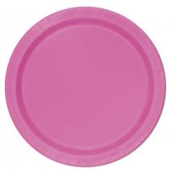 """Hot Pink"" Πιάτο Φαγητού"