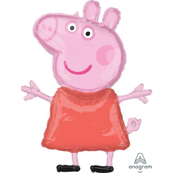 """Peppa Pig"" Μπαλόνι foil σχήμα"