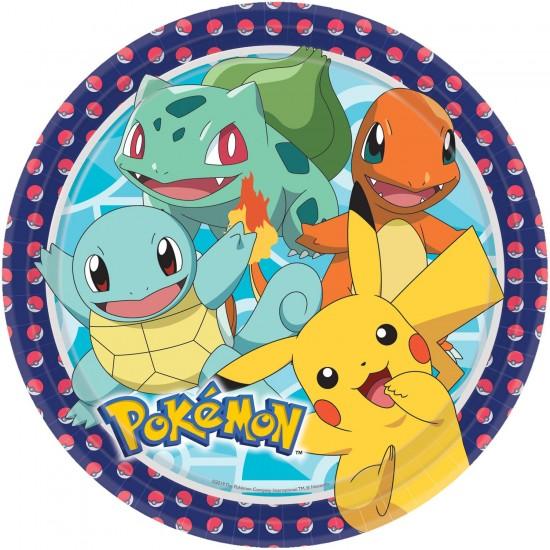 """""""Pokemon"""" Πιάτα Φαγητού"""