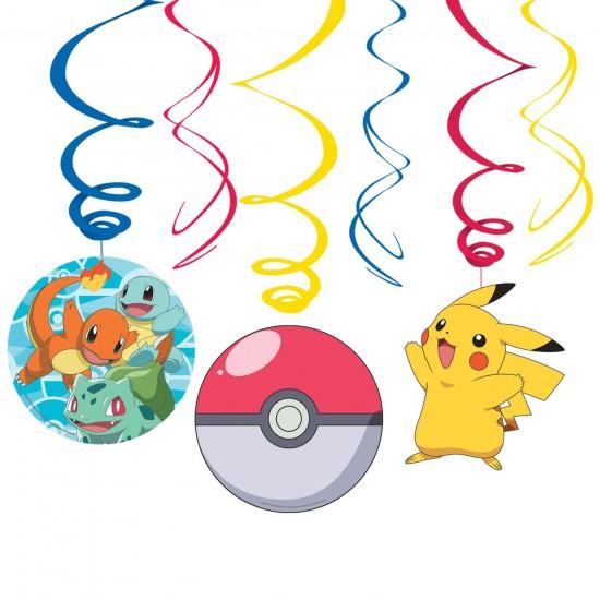 """Pokemon"" Κρεμαστά Διακοσμητικά"