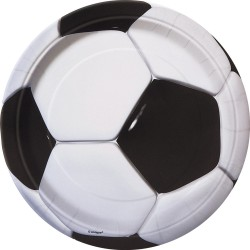 """Soccer Ball"" Πιάτο Φαγητού"