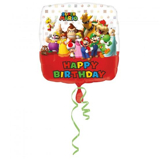 """""""Super Mario Bros"""" Μπαλόνι HB"""