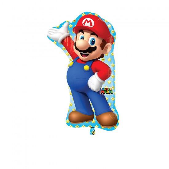 """""""Super Mario Bros"""" Μπαλόνι σχήμα"""