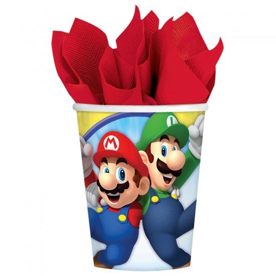 """""""Super Mario Bros"""" Ποτήρι"""
