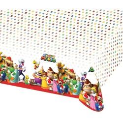 """Super Mario Bros"" Τραπεζομάντηλο"