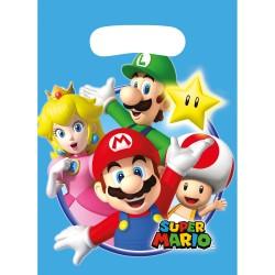 """""""Super Mario Bros"""" Σακουλάκια"""