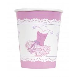 """Pink Ballerina"" Ποτήρι"