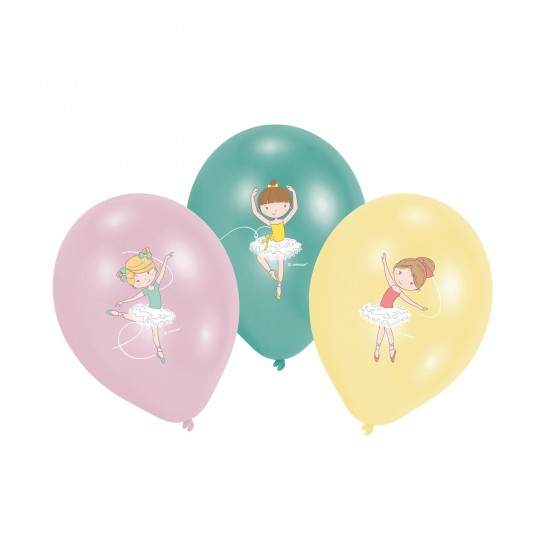 """""""Little Dancer""""Μπαλόνια"""