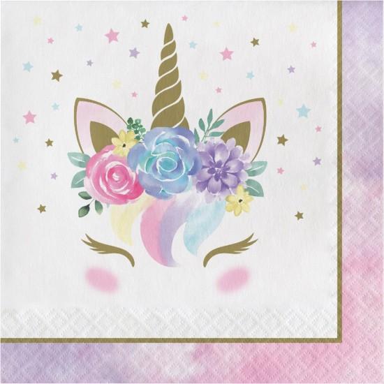 """""""Unicorn Baby"""" Χαρτοπετσέτα"""