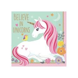 """""""Magical Unicorn"""" Χαρτοπετσέτα Γλυκού"""