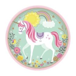 """Magical Unicorn"" Πιάτο Φαγητού"
