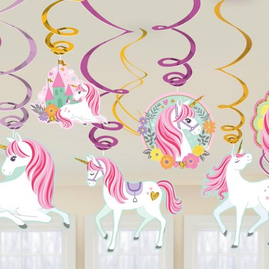 """Magical Unicorn"" Κρεμαστά διακοσμητικά"