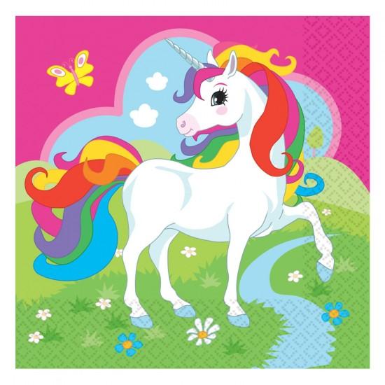 """Unicorn"" Χαρτοπετσέτα"
