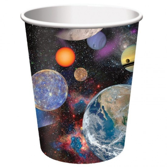"""Space Blast"" Ποτήρι"
