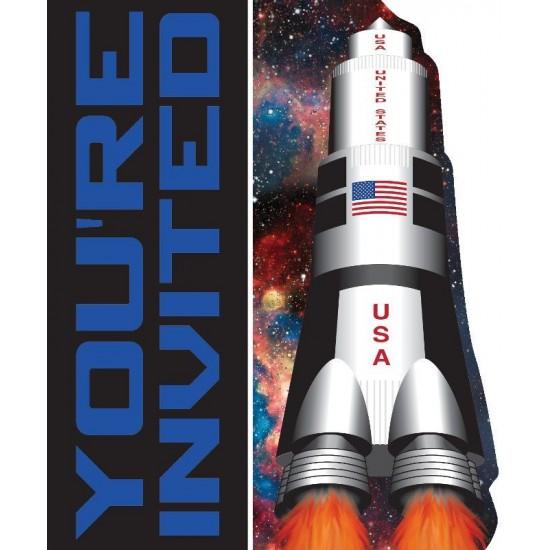 """Space Blast"" Προσκλήσεις"