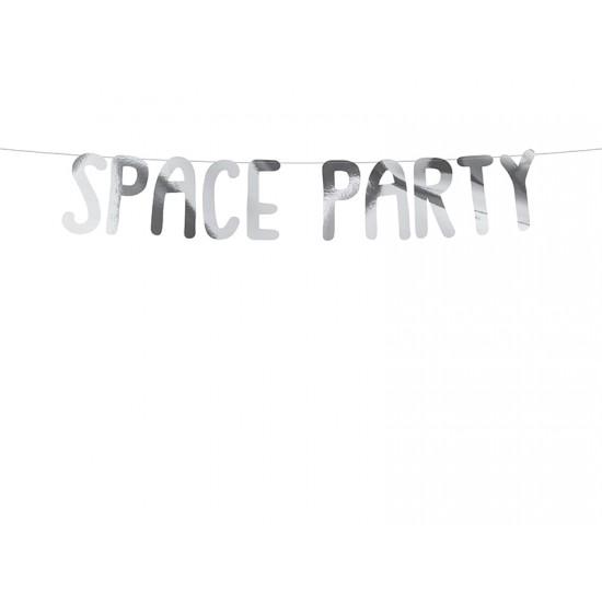 """""""Space"""" Γιρλάντα Γράμματα"""