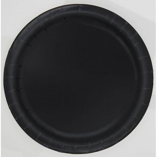 """""""Black"""" Πιάτο γλυκού"""