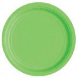 """""""Lime Green"""" Πιάτο Φαγητού"""