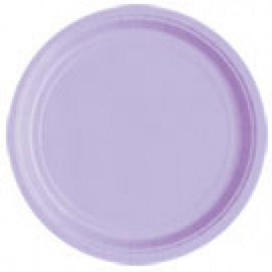 """Lavender"" Πιάτο Φαγητού"