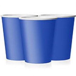 """Royal Blue"" Ποτήρι"